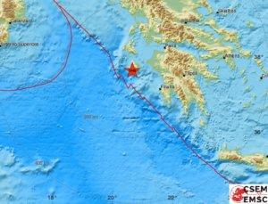 Τρεις σεισμοί ταρακούνησαν τη Ζάκυνθο