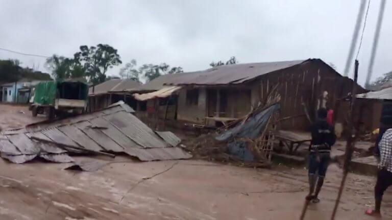 Μοζαμβίκη: Πέντε οι νεκροί από το πέρασμα του κυκλώνα Κένεθ