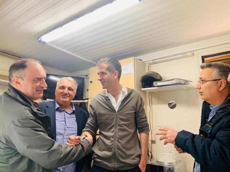 Κώστας Μπακογιάννης: Το τρόλεϊ είναι συνδεδεμένο με τη ζωή των Αθηναίων