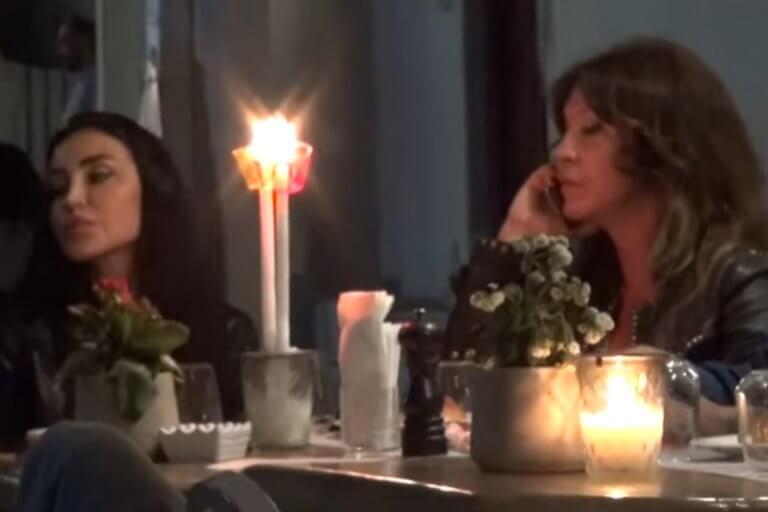 Μύκονος: Ο Ριχάρδος, η Βάνα Μπάρμπα και ο γνωστός καναλάρχης που κέντρισαν τα βλέμματα το Πάσχα – video