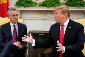 ΝΑΤΟ: Ο Τραμπ συγχαίρει τα κράτη μέλη… εκτός από την Γερμανία