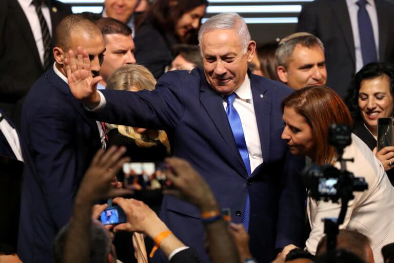 Ισραήλ: Οριακή νίκη για τον Νετανιάχου στις βουλευτικές εκλογές [pics]