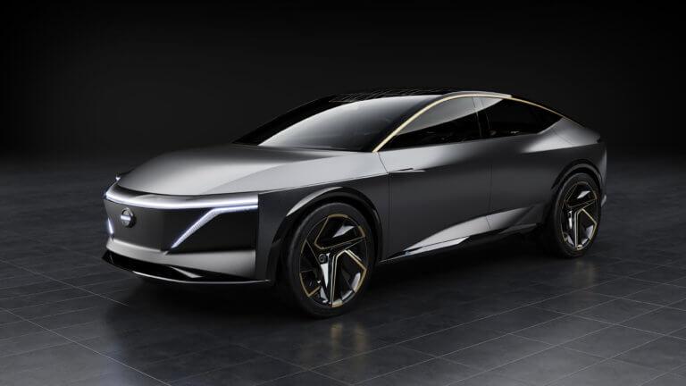 Η Nissan παρουσιάζει το μέλλον μέσα από τα IMs και ΙΜQ