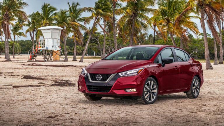 Παρουσιάστηκε το νέο Nissan Versa [pics]