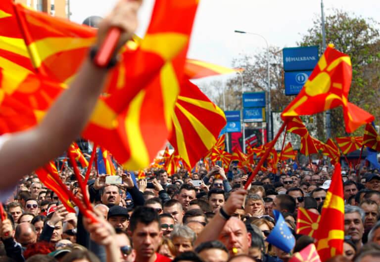 Βόρεια Μακεδονία: «Οι ΗΠΑ στηρίζουν την ενταξιακή μας πορεία»