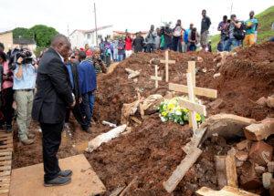 Νότια Αφρική: 51 νεκροί από πλημμύρες και κατολισθήσεις