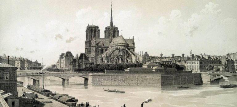 Παναγία των Παρισίων: Άντεξε πολέμους και βανδαλισμούς