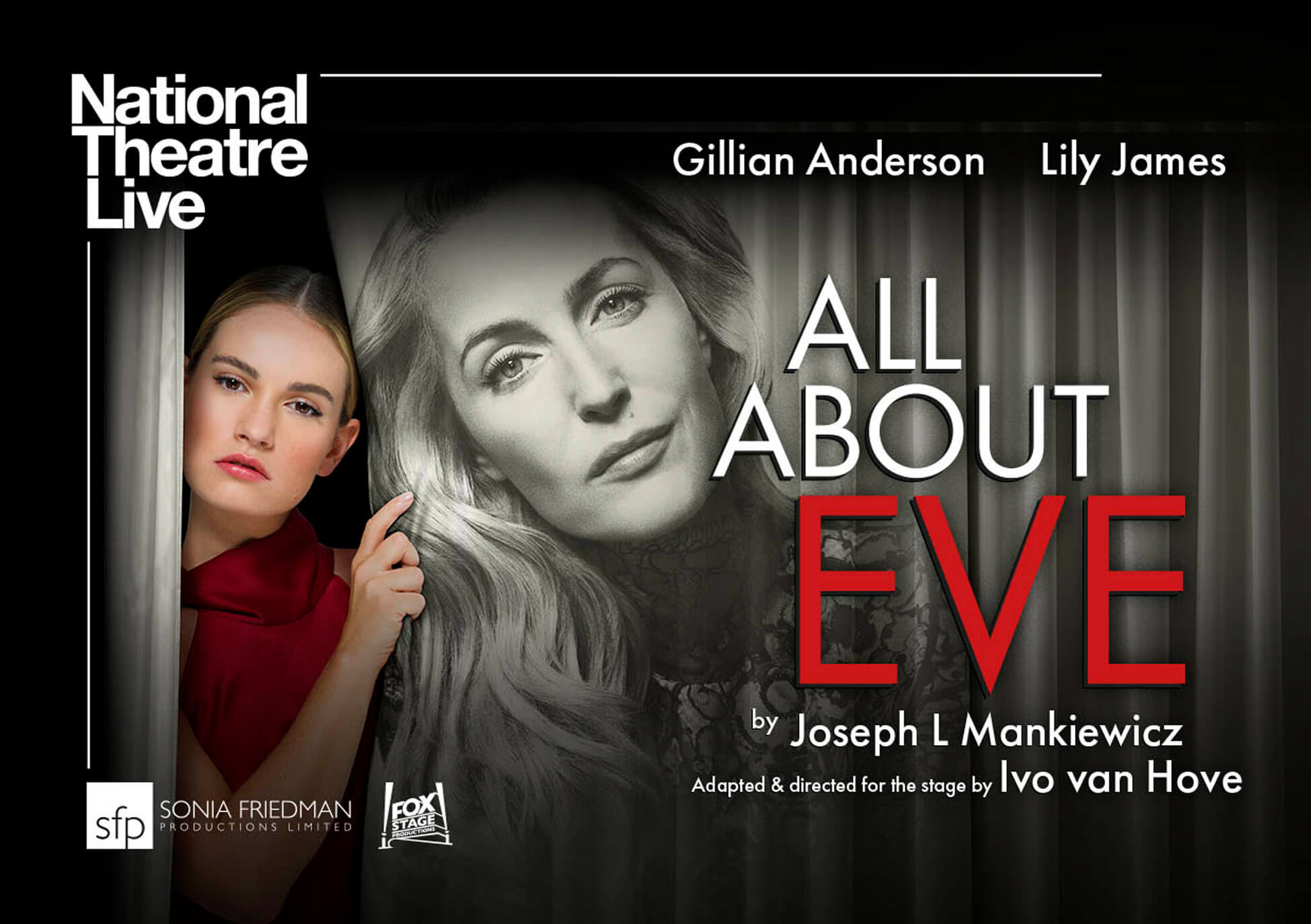 Ο ΑΝΤ1 μας πάει πρώτη θέση στο National Theatre του Λονδίνου | Newsit.gr