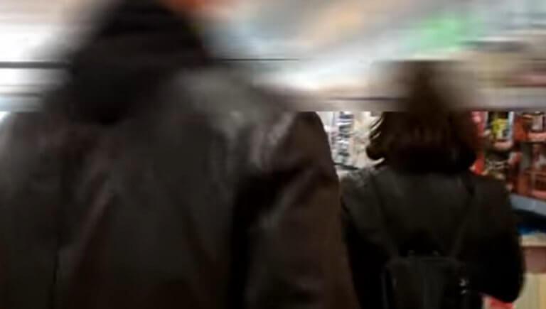 «Ντου» αντιεξουσιαστών σε σούπερ μάρκετ στη Θεσσαλονίκης