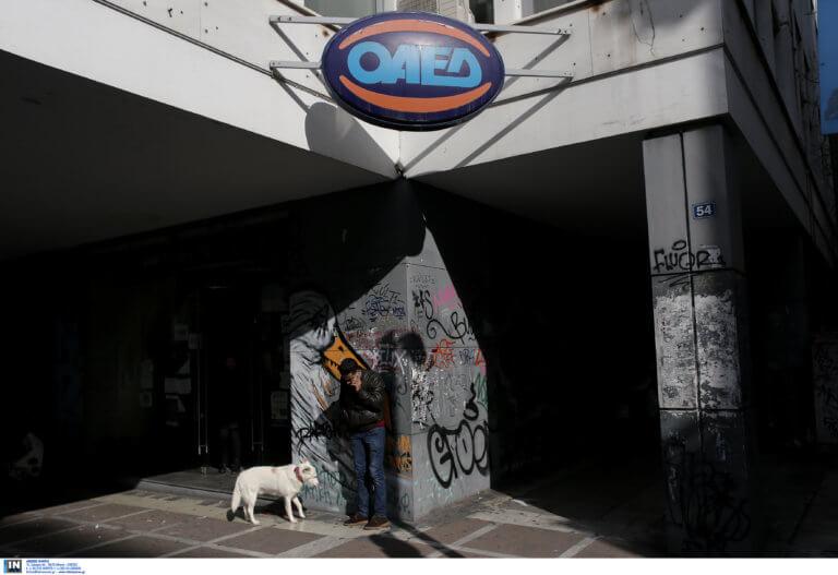 Ανεργία: Στο 18,5% τον Ιανουάριο