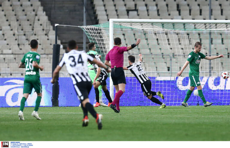 "Superleague ΤΕΛΙΚΑ: ""Σφαλιάρα"" για τον Παναθηναϊκό – Υποβιβάστηκε ο Λεβαδειακός"