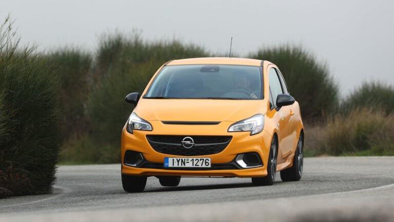 Δοκιμάζουμε το Opel Corsa 1.4 GSi [pics]
