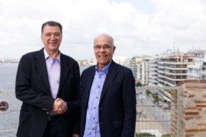 Εκλογές 2019 – Θεσσαλονίκη: Ο Γιώργος Κούδας, υποψήφιος με τον Γιώργο Ορφανό