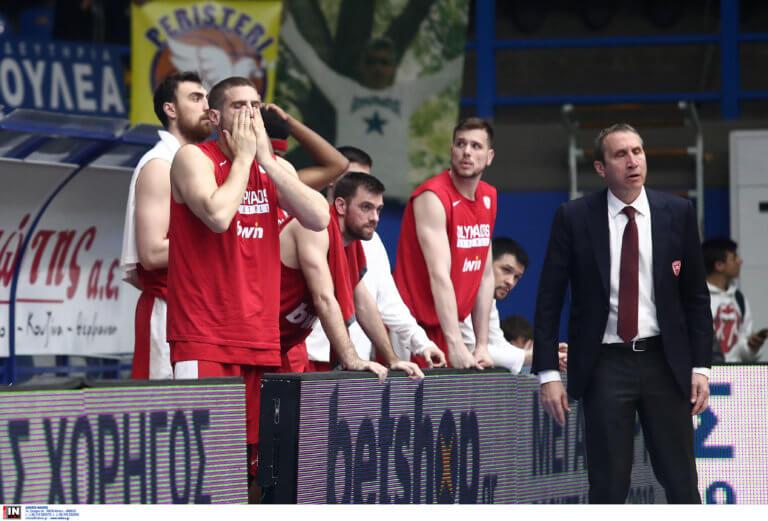 Basket League: Στην 8η θέση ο Ολυμπιακός! Τον πέρασε ο Χολαργός