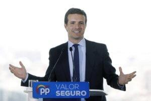 Ισπανία: Σε συνεχείς «γκάφες» ο ηγέτης του Λαϊκού Κόμματος Πάβλο Κασάδο