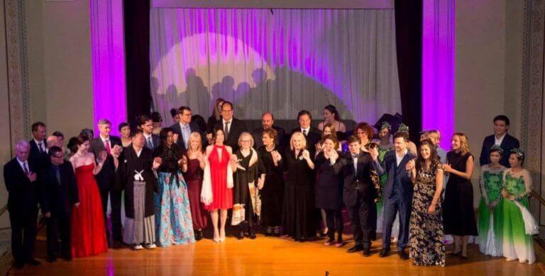 Μεγάλη επιτυχία του «Diplomats in Concert in Athens» για τα παιδικά χωριά SOS
