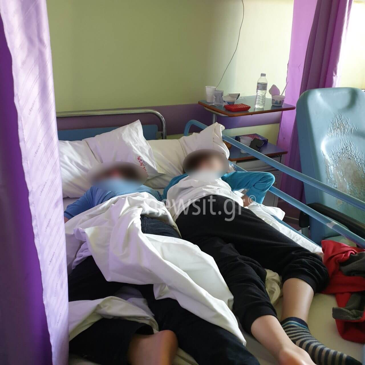 Σοκάρουν οι καταγγελίες για τα εγκαταλελειμμένα παιδιά στο Παίδων – Συμμορίες, ξυλοδαρμοί και διακίνηση ναρκωτικών