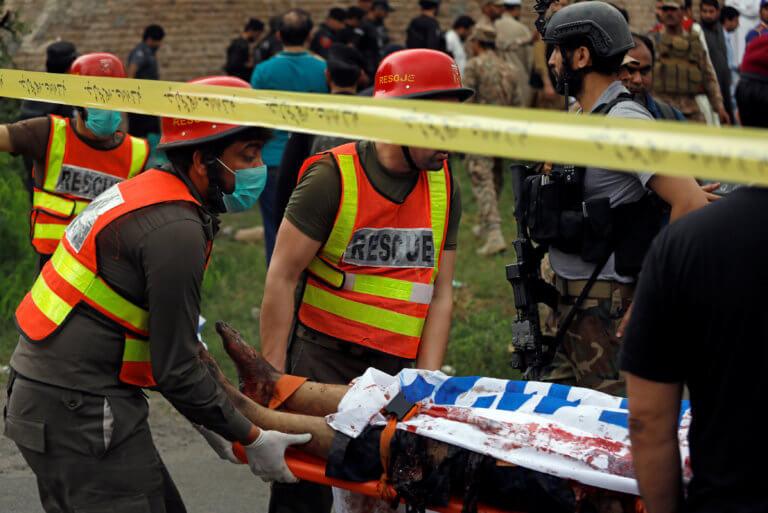 Πακιστάν: Ένοπλοι έκαναν πειρατεία σε λεωφορείο και δολοφόνησαν 14 άτομα