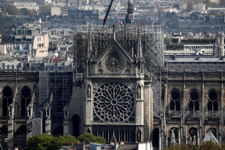 Παναγία των Παρισίων: Διεθνής αρχιτεκτονικός διαγωνισμός για την ανακατασκευή του «βέλους»