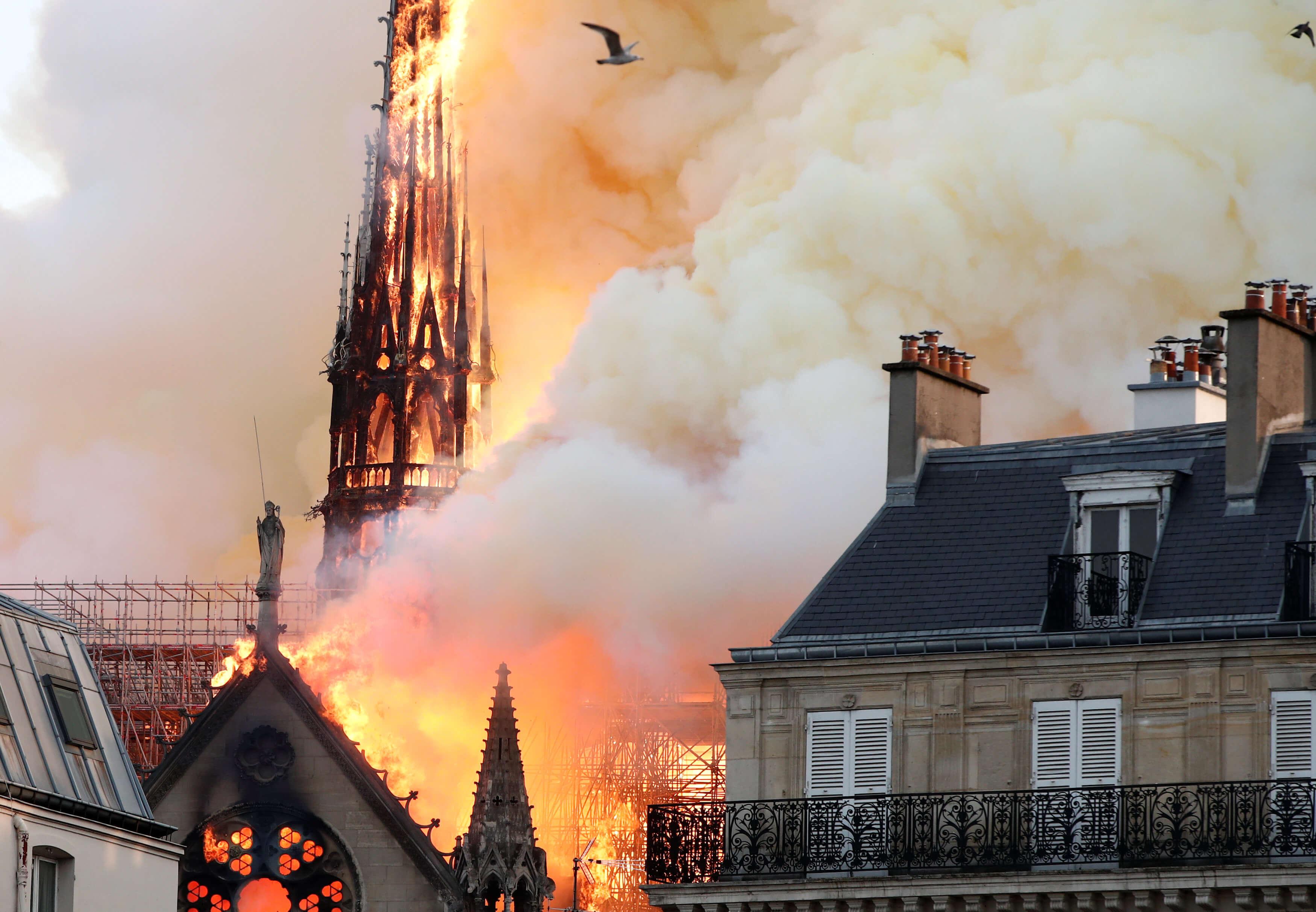 Παναγία των Παρισίων: Η Ουνέσκο στο πλευρό της Γαλλίας για αποκατάσταση του ναού