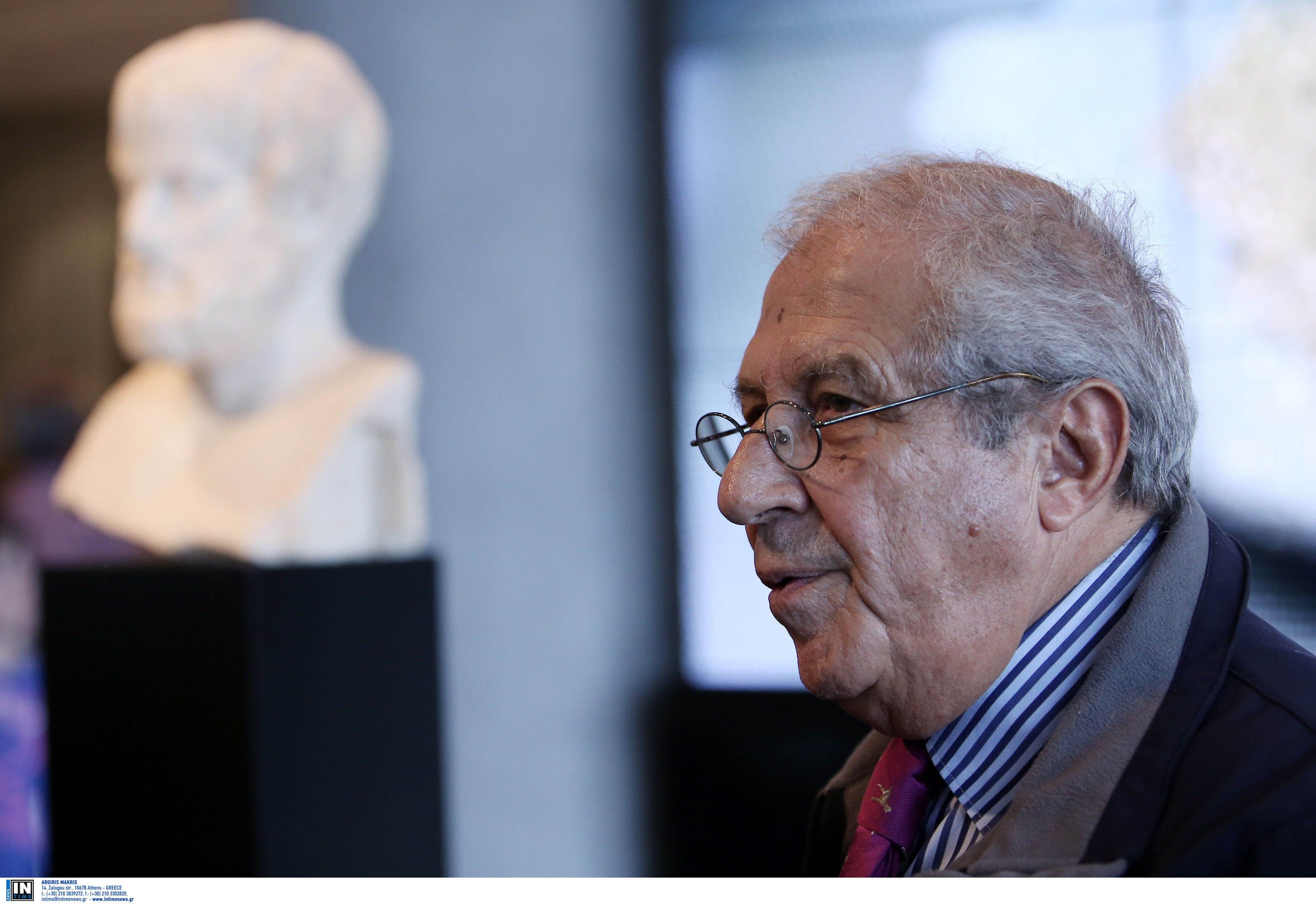 Διαψεύδει ο Παντερμαλής: Δεν υπήρξε φιρμάνι για μεταφορά των Γλυπτών του Παρθενώνα