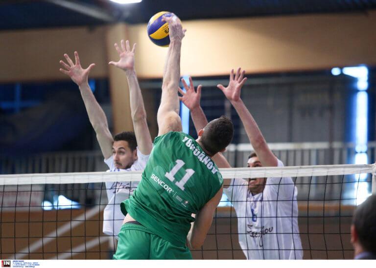 Volleyleague: Έκαναν το 1-0 Ολυμπιακός και Παναθηναϊκός