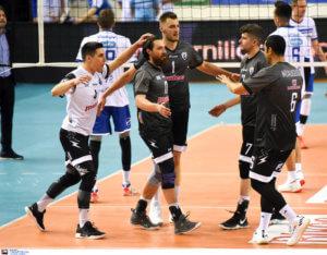 Volleyleague: Άνετα ο ΠΑΟΚ! «Καθάρισε» τον Ηρακλή