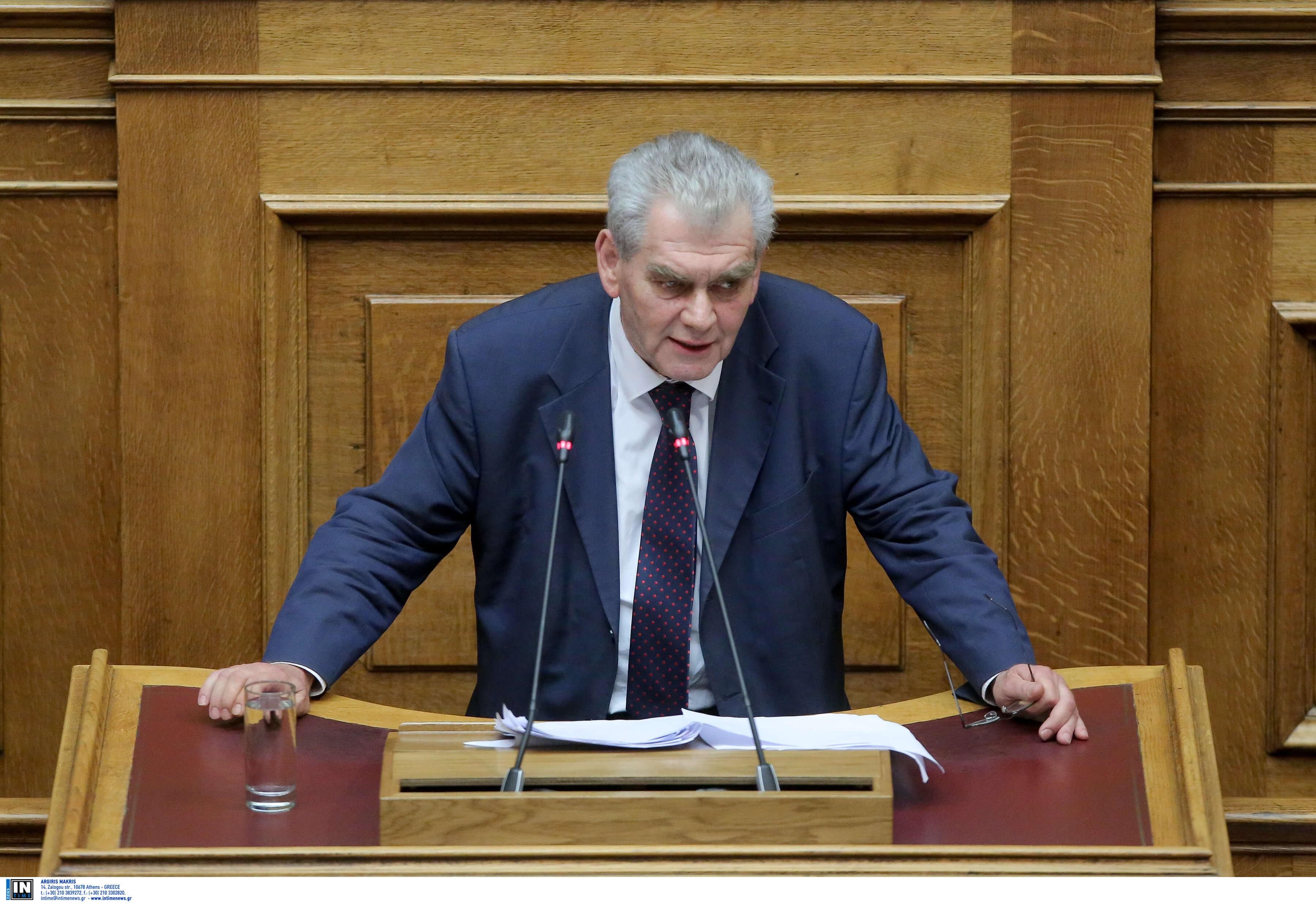 Δημήτρης Παπαγγελόπουλος: Δεν υπάρχει κανένα σκάνδαλο ούτε για Ξεπαδέα, ούτε για Πετσίτη