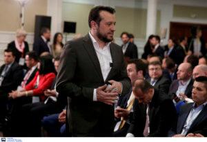 Σοβαρό ζήτημα με Παππά «βλέπει» η Νέα Δημοκρατία μετά τη συνέντευξη Τσίπρα