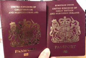 "Brexit: Διαβατήρια χωρίς την ένδειξη ""Ευρωπαϊκή Ένωση"" έβγαλε η Βρετανία! Συνεχίζεται το αλαλούμ για την έξοδο από την ΕΕ"