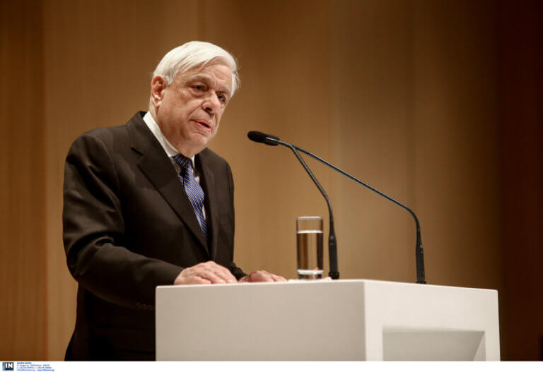 Παυλόπουλος για 21η Απριλίου: Να υπερασπισθούμε τη Δημοκρατία σε Ελλάδα και ΕΕ