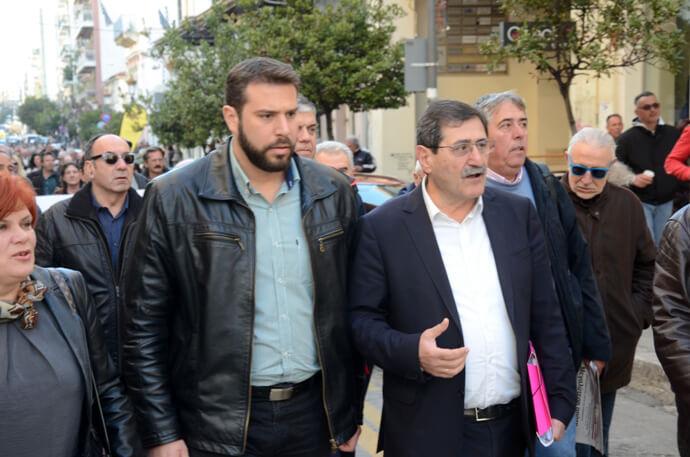 Πάτρα: Στο εδώλιο ο δήμαρχος Κώστας Πελετίδης – Φραστική επίθεση στο Νίκο Νικολόπουλο – video