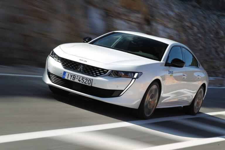Δοκιμάζουμε τη νέα, premium μπερλίνα Peugeot 508