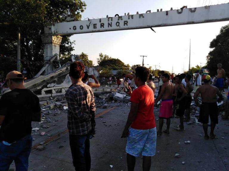 Σεισμός στις Φιλιππίνες