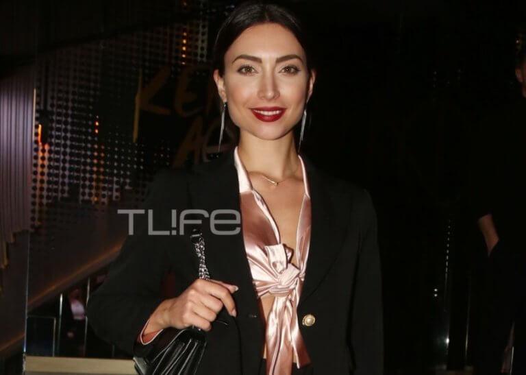 Έλενα Πιερίδου: Βραδινή έξοδος με εντυπωσιακή εμφάνιση για την πρωταγωνίστρια του «Τατουάζ» [pics]