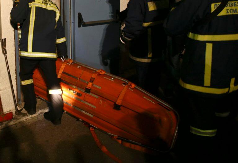 Κερατσίνι: Φωτιά στην ιχθυόσκαλα!