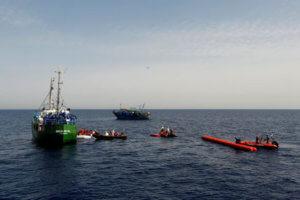 """Στην Μάλτα οι 62… """"ανεπιθύμητοι"""" μετανάστες του Sea-Eye"""