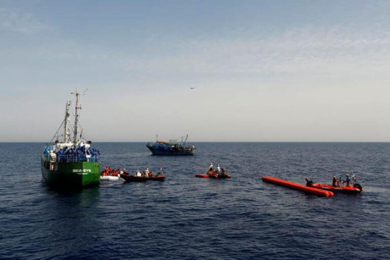 Στην Μάλτα οι 62… «ανεπιθύμητοι» μετανάστες του Sea-Eye