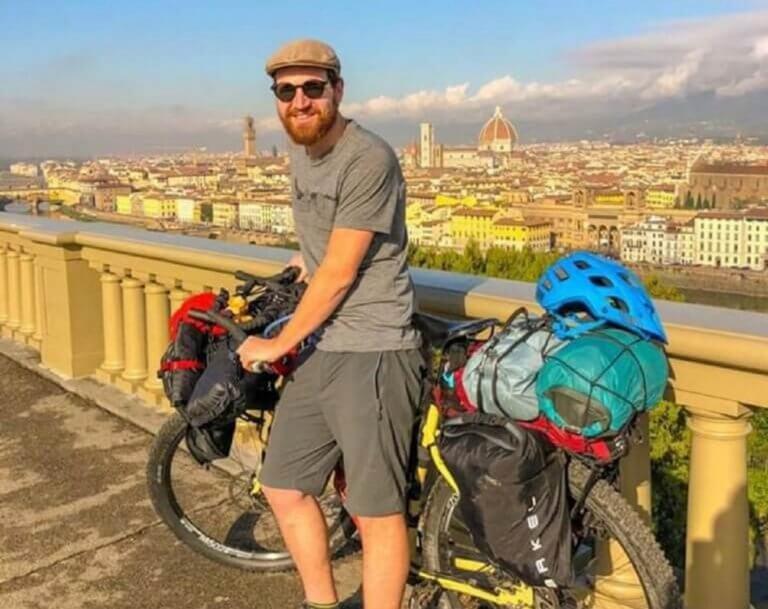 Ψάχνουν λύση για τον Ολλανδό που του έκλεψαν το ποδήλατο στη Θεσσαλονίκη