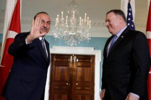 Τουρκία – ΗΠΑ… «σφαγή» και τελεσίγραφα! Κατηγορούν το Στέιτ Ντιπάρτμεντ για… fake news