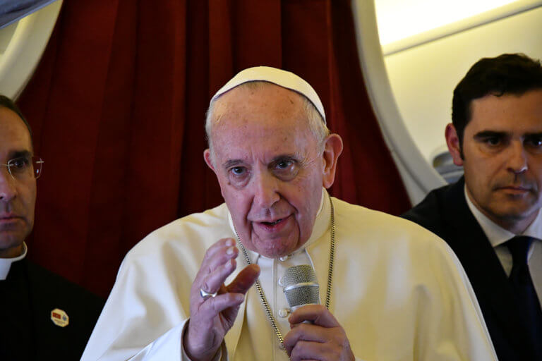Πάπας Φραγκίσκος: Ο Αλέξης Τσίπρας αξίζει Νόμπελ
