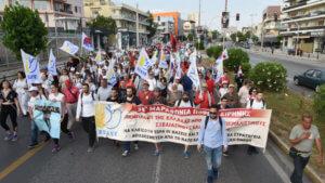 Κυκλοφοριακές ρυθμίσεις στην Αθήνα για την 39η Μαραθώνια Πορεία Ειρήνης