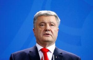 Ουκρανία: Κανάλι απειλεί με μήνυση τον Ποροσένκο