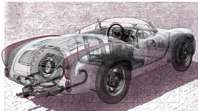 Πώς μια χαμένη, μοναδική Porsche 356 Zagato αναστήθηκε εκ νεκρών [vid]