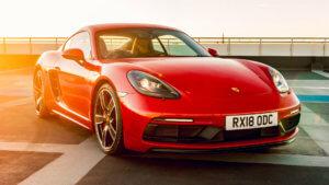 Η Porsche ετοιμάζει υβριδικές και ηλεκτρικές Boxster και Cayman