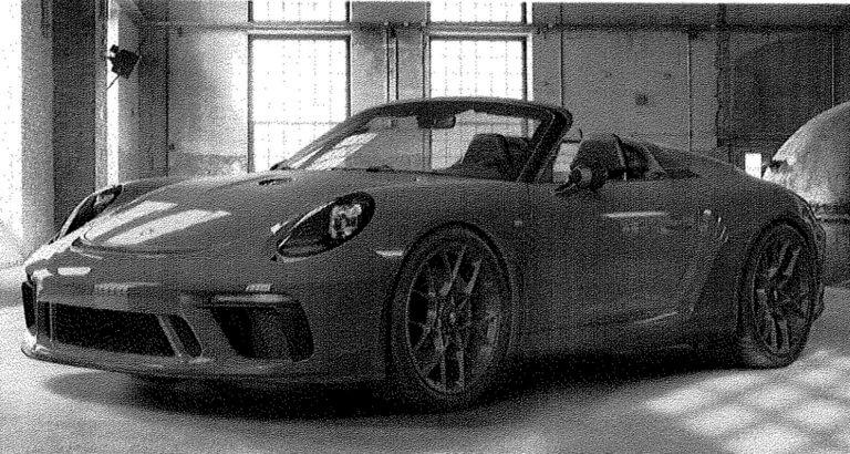 Διαρροή για τη νέα Porsche 911 Speedster