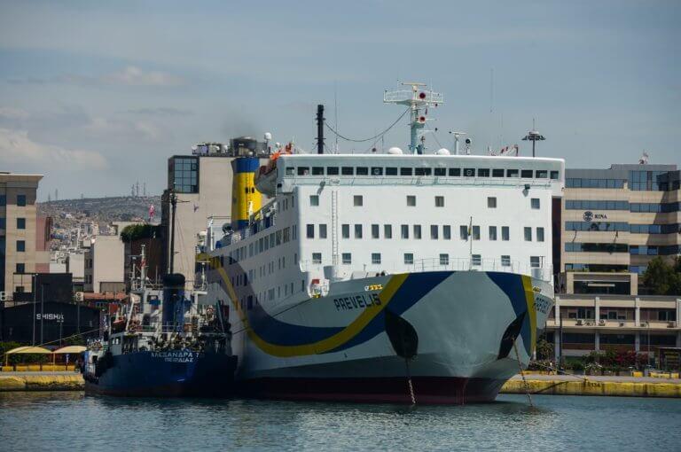 Κάρπαθος: Έκτακτα δρομολόγια πλοίων για να καλυφθεί η βλάβη του «Πρέβελης»