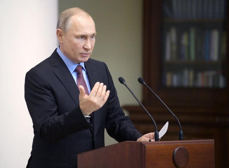 Ρωσική υπηκοότητα στο άψε σβήσε για τους Ουκρανούς αποφάσισε ο Πούτιν – Αντιδράσεις στη χώρα