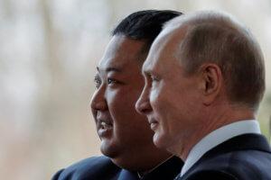 Πούτιν – Κιμ: Ναι στην αποπυρηνικοποίηση αλλά με εγγυήσεις! Τι ειπώθηκε στη συνάντηση