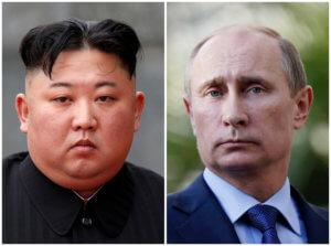 Πούτιν - Κιμ Γιονγ Ουν